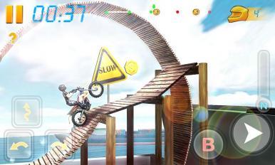 摩托竞技3D 安卓版v1.7截图1