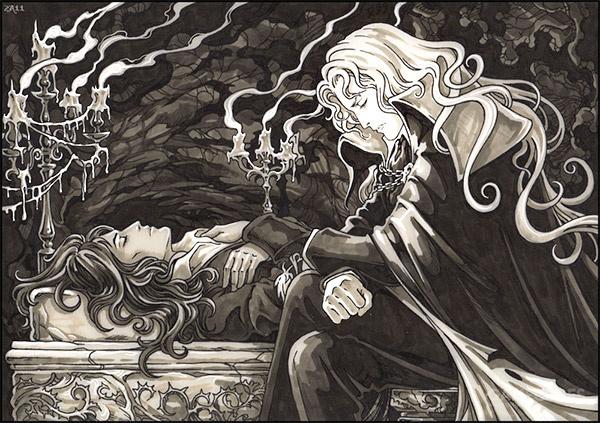 系列人气主角阿鲁卡多(alucard)的名字就是德古拉(dracula)的反写