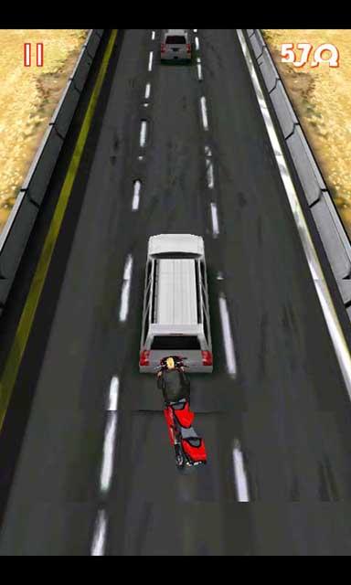 3D街头摩托竞速安卓手机版v5.0_截图1