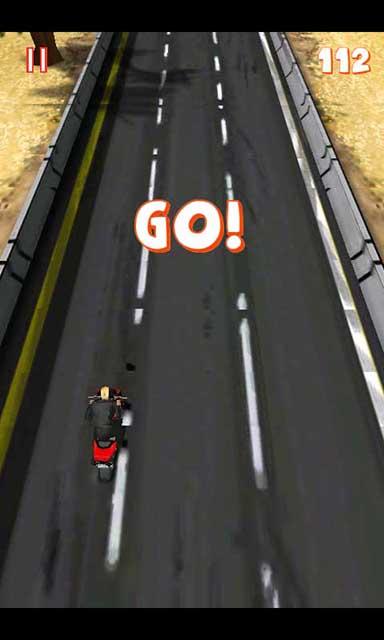 3D街头摩托竞速安卓手机版v5.0_截图2