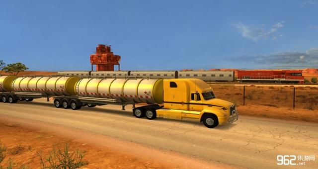 18轮大卡车:极限卡车司机2截图0