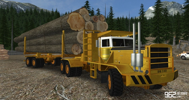 18轮大卡车:极限卡车司机2截图2