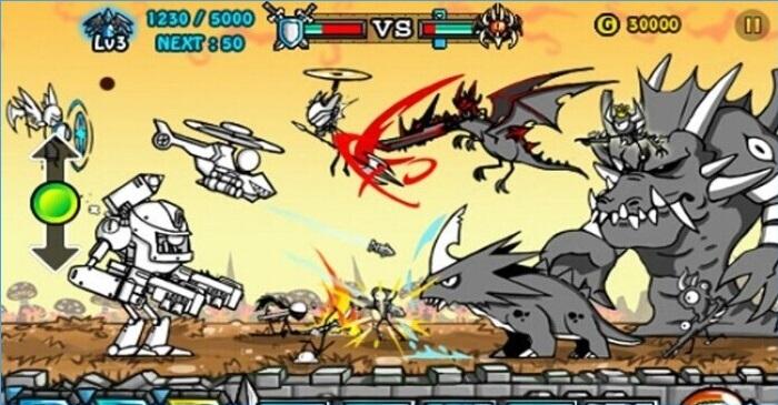 卡通战争2安卓版v1.0.7截图3