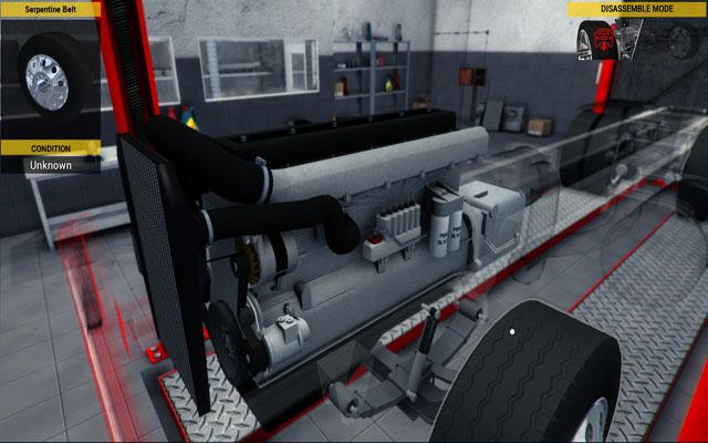 卡车修理工模拟2015截图1
