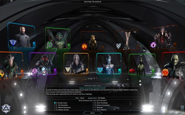 银河文明3集成DLC免安装破解版截图0