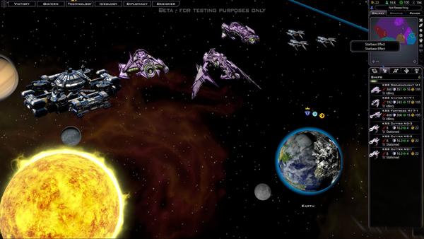 银河文明3集成DLC免安装破解版截图2