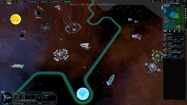 银河文明3集成DLC免安装破解版截图4