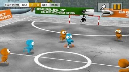 阿尔比街头足球安卓版1.1_截图