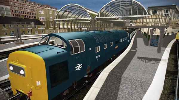 模拟火车:新时代截图0