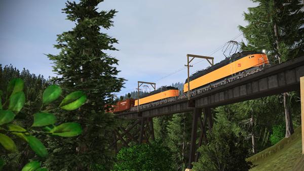 模拟火车:新时代截图2