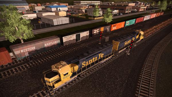模拟火车:新时代截图3