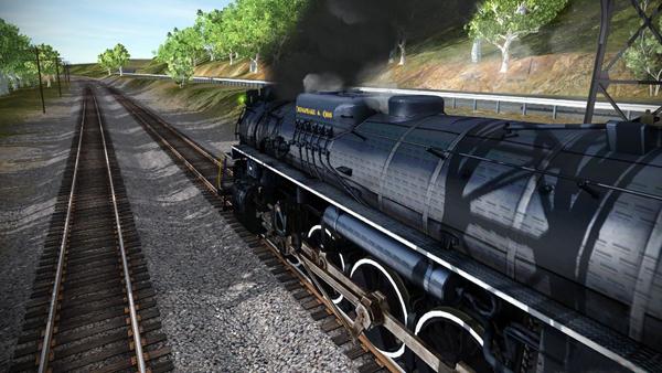 模拟火车:新时代截图4