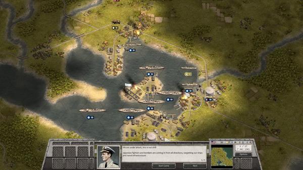 战斗命令:太平洋截图0