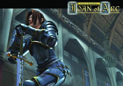 战争与勇士:圣女贞德截图0