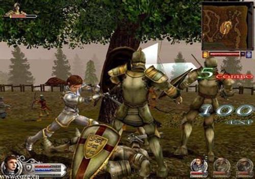 战争与勇士:圣女贞德截图4
