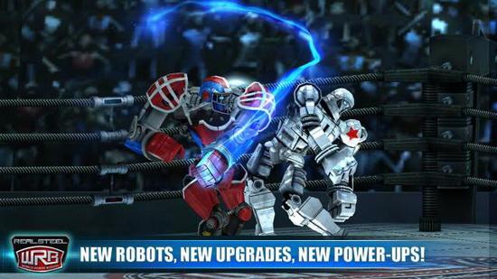 铁甲钢拳:世界机器人拳击(含数据包)v10.10.196破解版_截图1