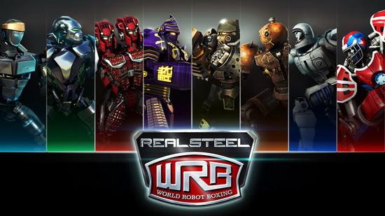 铁甲钢拳:世界机器人拳击(含数据包)v10.10.196破解版_截图3