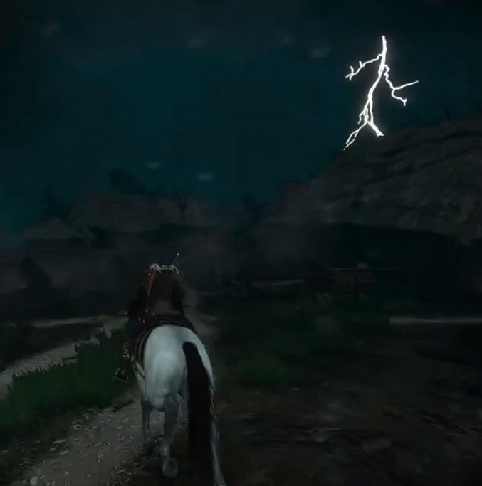 巫师3:狂猎极端天气MOD