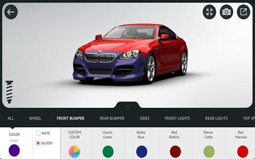 3D精致车模v1.0.119安卓版_截图2