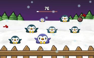 企鹅打雪仗安卓版v1.71截图0