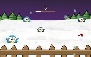 企鹅打雪仗安卓版v1.71截图1