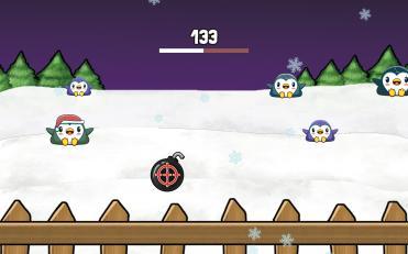 企鹅打雪仗安卓版v1.71截图3