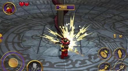 乐高忍者:元素之战手游1.04.1.71038截图1