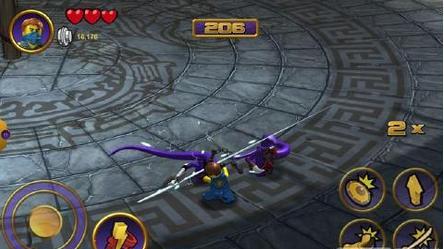 乐高忍者:元素之战手游1.04.1.71038截图3