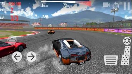 赛车竞速模拟2015安卓版1.0_截图2