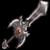 生锈的军刀