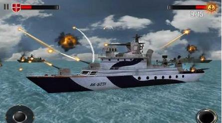 海上战舰安卓版1.0截图2