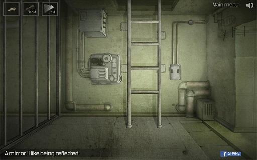 越狱机器人安卓版v1.0截图1