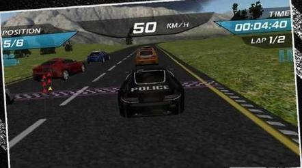 速度与激情7手机游戏1.1_截图2
