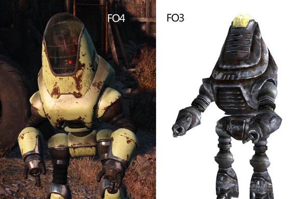 机器人的造型无论是多边形数量还是贴图都升级了,透明罩内部可以看到