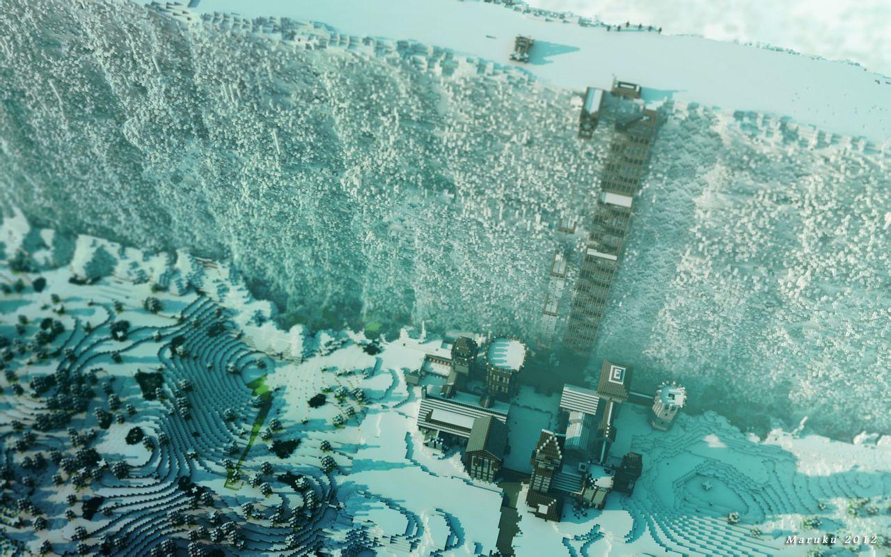 的物品、建筑等等,下面是我的世界壁纸.   我的世界   的确
