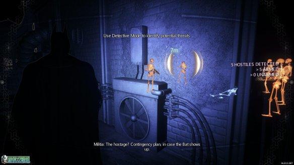 蝙蝠侠阿甘骑士游戏评测 三部曲收尾之作完整