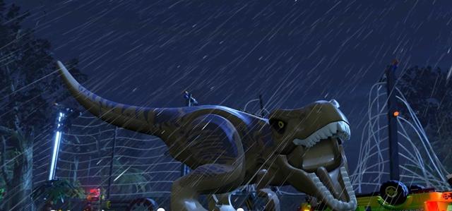 乐高侏罗纪世界汉化破解版截图0