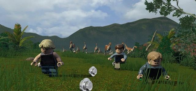 乐高侏罗纪世界汉化破解版截图4