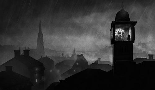 黑白雨夜汉化版IOSv1.1截图3