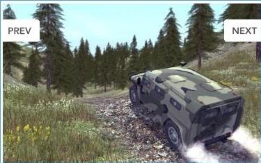 俄罗斯越野车2安卓破解版v1.022_截图1