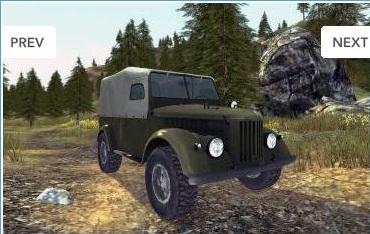 俄罗斯越野车2安卓破解版v1.022_截图3