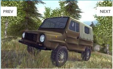 俄罗斯越野车2安卓破解版v1.022_截图2