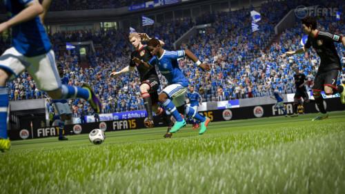 FIFA Mobile破解版v2.1.0_截图1