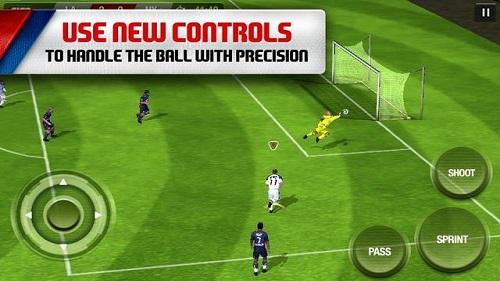 FIFA Mobile破解版v2.1.0_截图2