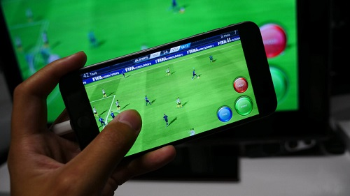 FIFA Mobile破解版v2.1.0_截图0