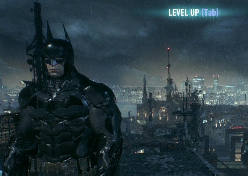 蝙蝠侠:阿卡姆骑士画质优化补丁