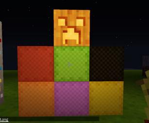方块概念材质包