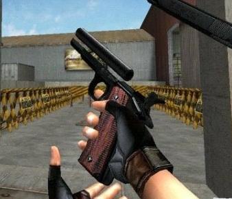 超级枪械材质