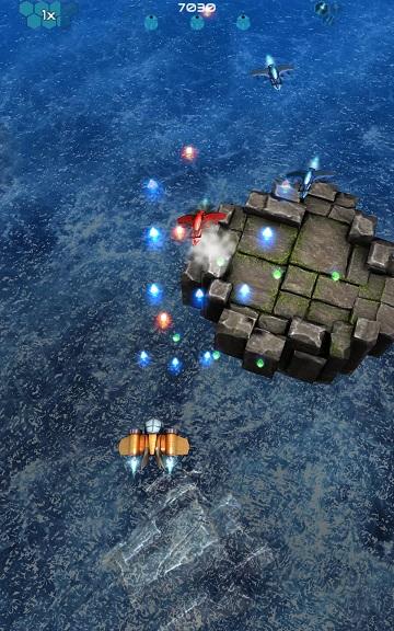 超时空战机安卓版v1.2.3_截图0