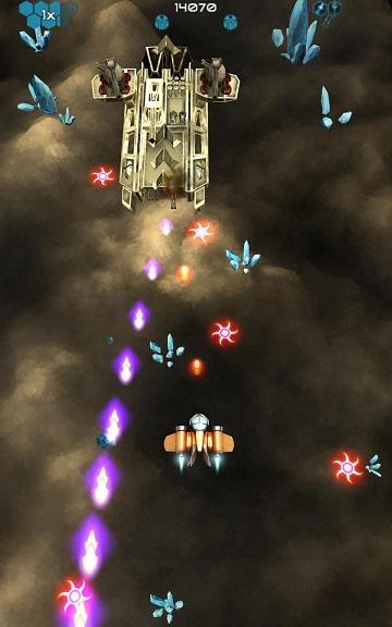 超时空战机安卓版v1.2.3_截图1